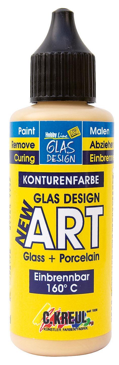 Hobby Line Glas Design New Art : Glas design new art ml vbs hobby bastelshop