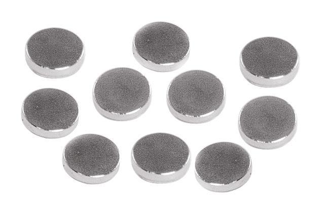 vbs magnete 10 st ck extra starke magnete. Black Bedroom Furniture Sets. Home Design Ideas