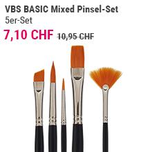 VBS BASIC Mixed Pinsel-Set