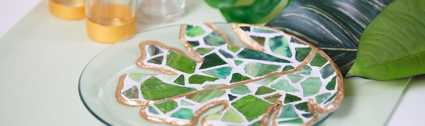 mosaik bastelset
