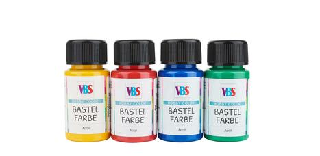 VBS Bastelfarbe im Set