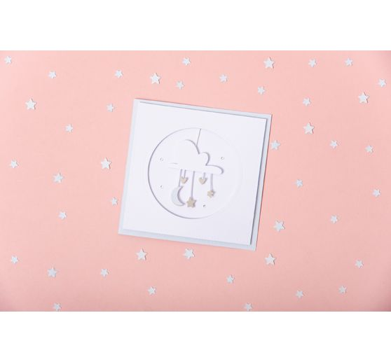 "Sizzix Thinlits Stanzschablone ""Lullaby"""