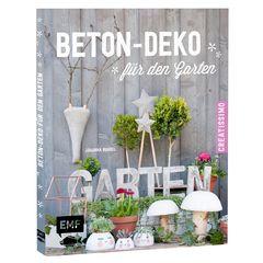 Buch Beton Deko Fur Den Garten Vbs Hobby Bastelshop