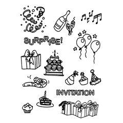 "Clear Stamp Silikon Stempel /""Weihnachtsgruß/"" DIY Basteln"