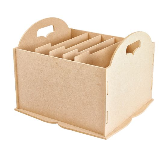 Boite De Classement A Intercalaires Mobiles Storage Loisirs Creatifs Vbs Hobby Service