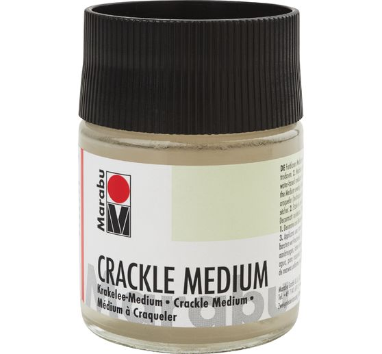 Medium à craqueler Marabu, 50 ml