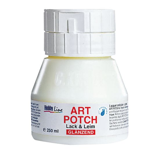 Colle-vernis « Art Potch », brillante, 250 ml